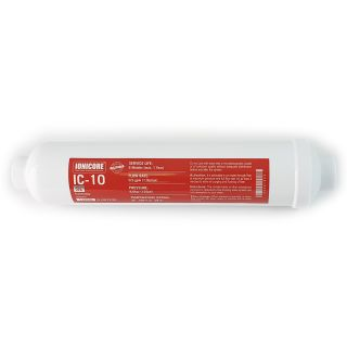 """In-line sediment filter Ionicore IC-10SE 1/4 """"FPT 2"""" x10 """"- 5 micron"""