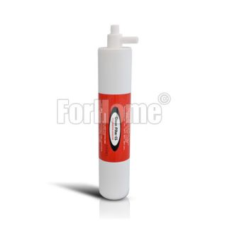 """Green Filter CS remineralizer in-line filter - 3/8 """"- 2"""" x10.5 """""""