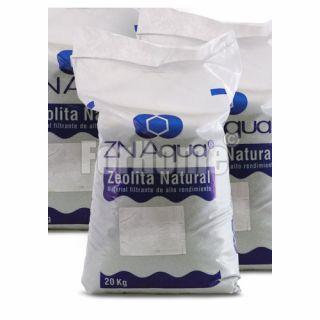 Zeolite filtering mass 0,5 - 1 mm 1kg.