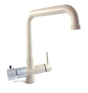 ForHome® 5 Way Tap For Chillers Carbonators Purified Water Ambient / Cold / Carbonated - Hot / Cold