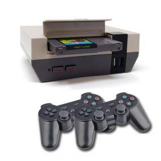 Console Retro Game Arcade Nespi RaspBerry PI4 4GB Ram RetroPie SSD 480GB, 2 joystick Wireles, 113 Emulatori 20000 Giochi