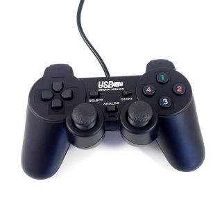 Joystick Controller con Cavo USB, Game Pad Joypad - P3 Style