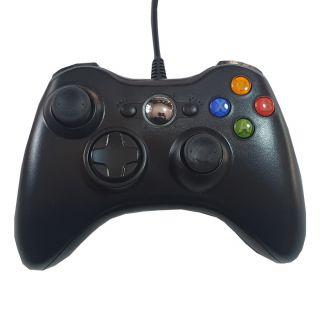 Joystick Controller con Cavo USB, Game Pad Joypad - x Box Style