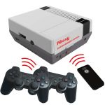 Console Retro Game Arcade PiBoxy Nespi Case RetroPie micro sd 64GB 2 joystick Wireles 75 Emulatori 16000 Giochi