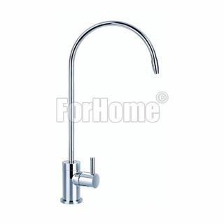 Rubinetto ForHome® 1 Via Alto Per Acqua Depurata Rubinetto Per Depuratore -1014- (or)