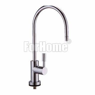 Rubinetto ForHome® 1 Via Metal Free Per Acqua Depurata Rubinetto Per Depuratore -1101- (or)