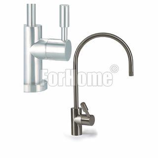 Rubinetto ForHome® 1 Via Metal Free Per Acqua Depurata Rubinetto Per Depuratore -1102- (or)