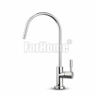 Rubinetto ForHome® 1 Via Metal Free Per Acqua Depurata Rubinetto Per Depuratore -1103-(or)