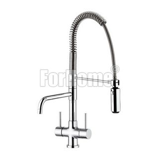 ForHome® 3-Way Spring Shower Tap For Purified Water Tap For Purifier