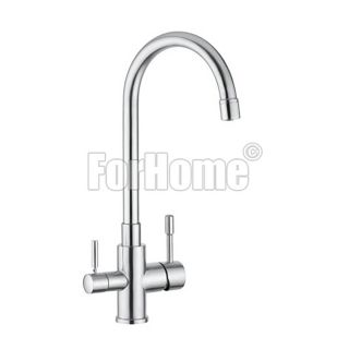ForHome® 3 Way Stainless Steel Tap For Purified Water Tap For Purifier