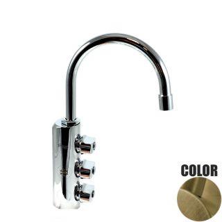 Rubinetto ForHome® 3 Vie Per Acqua Depurata Rubinetto Per Depuratore (colore: Bronzo) 3034-BR (or)