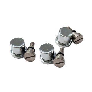 Kit of 3 spare chromed buttons (for Xenia column)