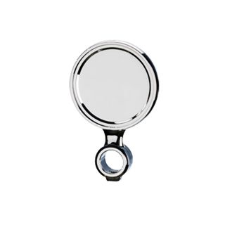 Spare medal Ø90 with spacer - G5 / 8 - ABS chrome color (for Palmer column)
