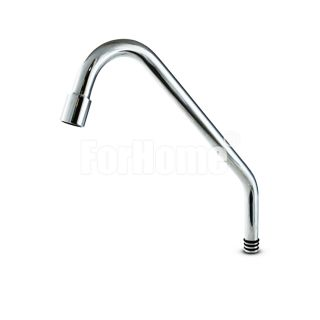 Replacement barrel with aerator for tap mod. 10003043-CR (chrome color)