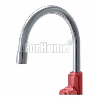 Canna di Ricambio per rubinetti Ø 14mm mod. 10003032-CR, 10003034-CR (colore cromo) (or)