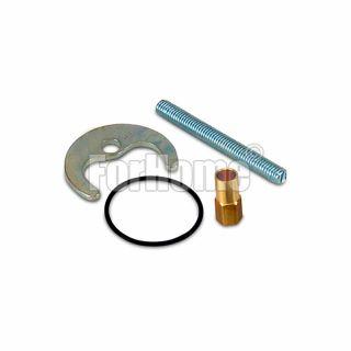 Kit di fissaggio di ricambio per rubinetti cod. 10003001, 10003013 (or)