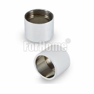 Supporto per areatore per rubinetto cod. 10003025-BI (Bianco) (or)