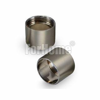 Supporto per areatore per rubinetto cod. 10003025-CS (cromo satinato) (or)