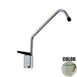 ForHome® Long 1 Way Tap For Purified Water Tap For Purifier 1001-BR (color: oat granite)