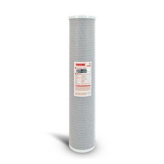 """Ionicore cartuccia BIG Filtro CAB carbon block 20"""" - 10 micron (or)"""