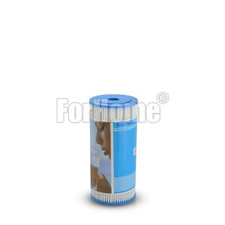 """BIG cartridge Filter Pleated polyester 9-3 / 4 """"- 5 micron"""