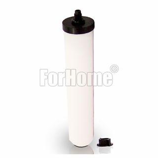 Candle ceramic filter cartridge Ø 55mm. + GAC