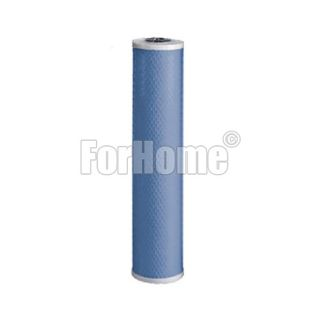 "Green Filter Cartuccia BIG Filtro Carbone Attivo Granulare (Gac) 20"" (or)"