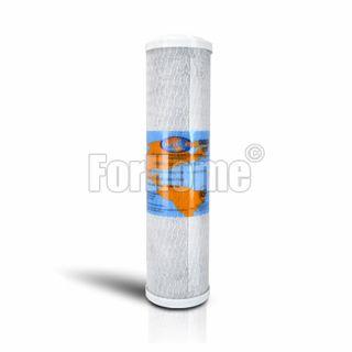 """Omnipure OMB934 10M Cartuccia Carbon Block al cocco 2,5""""x9,8"""" - 10 micron (or)"""