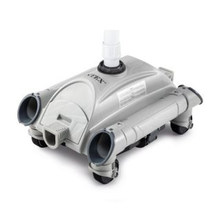 Intex Robot Automatic Pool Cleaner, code 28001, Works with filtering pumps with flow from 6.06 m3 / h to 13.25 m3 / h