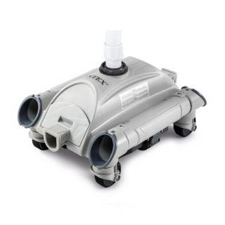 Intex Robot Pulitore Automatico Piscina, cod.28001, Funziona con pompe filtranti con flusso da 6,06 m3/h a 13,25 m3/h