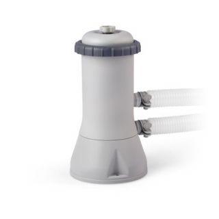 Pompa Filtro Intex Easy Frame cm 457, Flusso Acqua 3785 L/h, Flusso di Sistema 2684 L/h