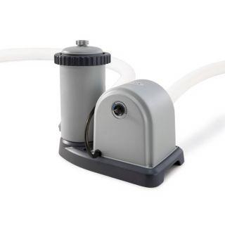 Pompa Filtro Intex Easy Frame cm 549, Flusso Acqua 5678 L/h, Flusso di Sistema 4353 L/h