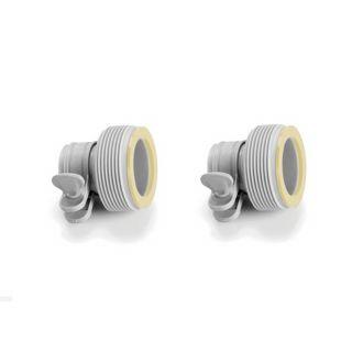 Intex Adattatore tipo B cod.26061 per Pompe Piscina Morsetto Accessori Ricambio