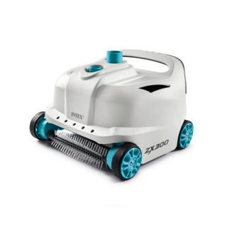 Intex Robot Automatic Pool Cleaner, code 28005ex, Works with filtering pumps with flow from 6.06 m3 / h to 13.25 m3 / h