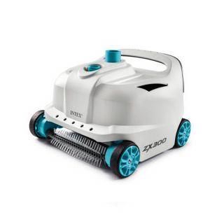 Intex Robot Pulitore Automatico Piscina, cod.28005ex, Funziona con pompe filtranti con flusso da 6,06 m3/h a 13,25 m3/h