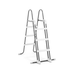 Double Ladder with Detachable Steps, 91-107cm, Intex cod. 28075