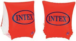 Intex Deluxe Armrests Orange 23x15 cm