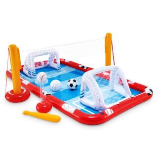 Inflatable Games Children Multi Sport Intex 325x267x102 cm