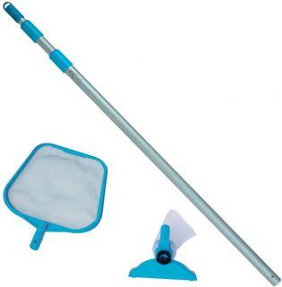 Kit Pulizia Intex 28002 per piscine fino a cm 488