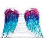 Inflatable Mattress for Pool / Sea Angel Wings cm 216x155x20 Intex 58786