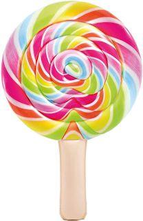 Materassino Gonfiabile per Piscina/Mare Lollipop cm 198x127x24 Intex 58753