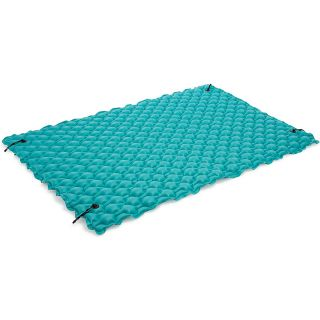 Inflatable Float Flat Mat with Pads for Pool / Sea cm 290x226 Extensible, Intex 56841
