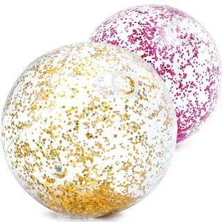 Pallone Glitter Gonfiabile per Piscina/Mare cm 51 Intex 58070 (colori vari)