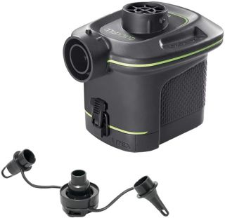 Battery Pump for Inflation / Deflation (indoor / outdoor use)