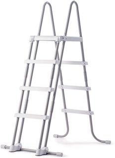 Double ladder with detachable steps, wall height 122 cm Intex 28076