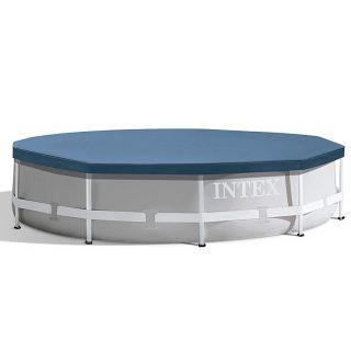 Cover sheet for Intex 28030 Metal Frame Swimming Pool diameter 305 cm Blue