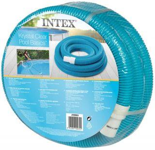 Tubo a Spirale per Piscine da 7,6 mt con attacco da 38mm vacuum Intex 29083
