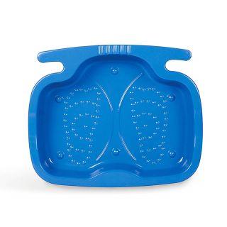 Vaschetta Lavapiedi, Blu, 45.72 x 55.88 x 8.89 cm - Intex 29080