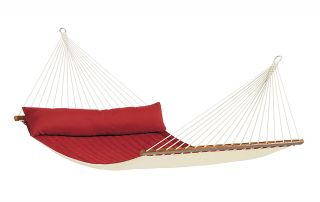 HAMMOCK with North American Red-Cream