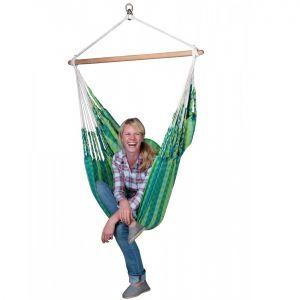 HAMMOCK hanging carpet Green Carolina CAC16-4 - latest pieces -